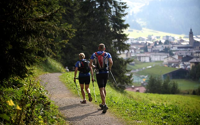 Gore-Tex® Transalpine-Run Lech Arlberg