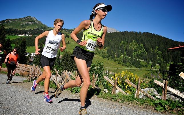Höhen-Halbmarathon Arlberg